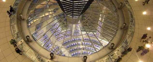 Deutscher Bundestag, Berlin (Foto: Hubertus Brantzen)