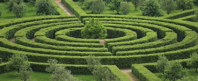 Labyrinth (Foto: pixabay.com)