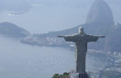 Christus-Statue in Rio